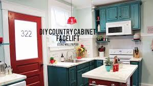 diy cabinet refacing knock it off