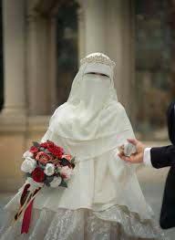 Pin By Mai Saleh On Favorites Hijab Wedding Dresses Muslim