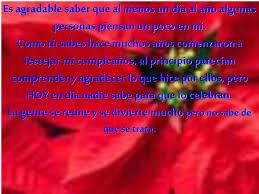 Ppt Mi Cumpleanos Este Ano Powerpoint Presentation Free Download Id 512493
