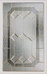 front door glass inserts
