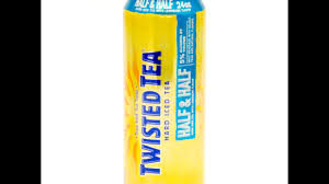 twisted tea half half review you