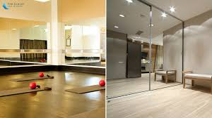 wall mirrors for your home gym and