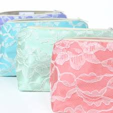 lace cosmetic bags bulk order pricing