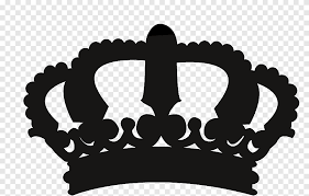 Crown King Wall Decal Stencil Princess Crown White King Png Pngegg