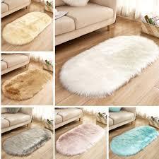 carpet faux mat seat pad fur