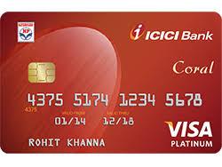 icici bank visa credit card reviews
