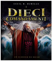 I Dieci Comandamenti: Amazon.it: Charlton Heston, Yul Brinner ...