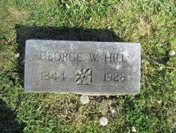 George W Hill (1844-1928) - Find A Grave Memorial