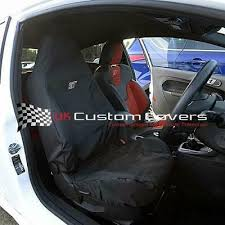 ford fiesta st recaro tailored single