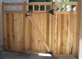 Wood Fence Gate Kit Procura Home Blog