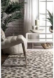 nuloom leopard print rzbd61a area rug