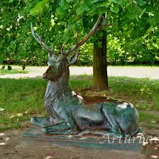 lawn statues for garden outdoor decoration