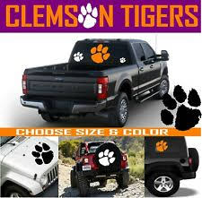 Ncaa Championship Clemson Tigers Ncaa Decals For Sale Ebay
