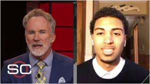 Seth Towns announces he is transferring to Ohio State over Duke |  SportsCenter - YouTube