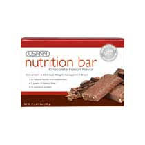 usana chocolate fusion nutrition bar
