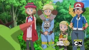 Pokemon xyz episode 2 in English dub - Poķėmoń Xy & Xyz