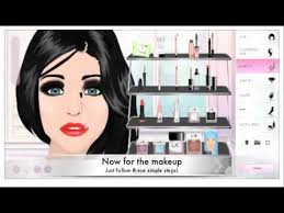 simple superstar makeup stardoll you