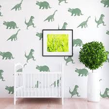 Rex Dinosaur Wall Decal Set Project Nursery