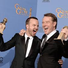 Bryan Cranston and Aaron Paul's Best Friendship Pictures ...