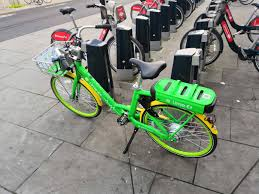 lime bikes in london one hot green expensive mess com