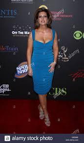 Martha Byrne Daytime Emmy Awards at the Hilton Hotel and Casino ...