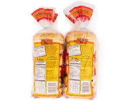thomas plain bagels 12 ct boxed