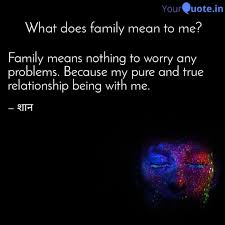 family means nothing to quotes writings by little birdie