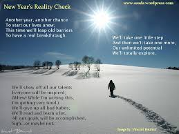 new year s reality check think success
