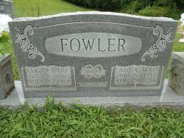 Anna Mae Montgomery Fowler (1910-1986) - Find A Grave Memorial