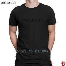 runaway t shirt gents round neck hiphop