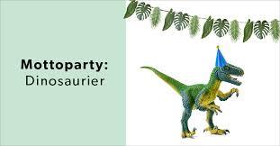 Wenn kindern plötzlich mit lateinischen fachbegriffen kommunizieren und komplizierte wörter spielerisch über die. Dino Party Tipps Inspirationen Fur Den Kindergeburtstag