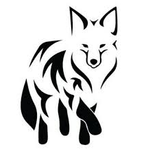 Fox Tribal Vinyl Decal Sticker Car Truck Suv Van Bumper Wall Laptop Home Animal Ebay