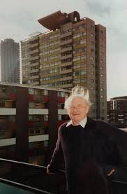 My Father, One Of The Men Who Designed The Barbican - Greyscape