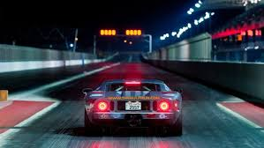 cars ford gt drag racing drag