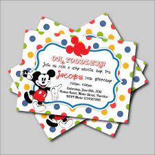 14 Unids Lote Mickey Mouse Invitaciones De Cumpleanos Mickey Bebe Ducha Invita A Mickey Cumpleanos Suministro Para Decoracion De Fiesta Envio Gratuito Decoracion De La Ducha Duchabebe Ducha Aliexpress