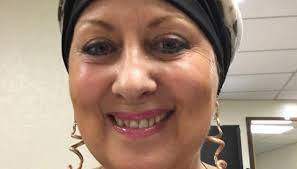 """Carolyn Smith and the tumor: """"I'm stronger"""""""