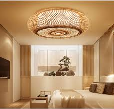 55 woven pendant lamp bedroom abaca