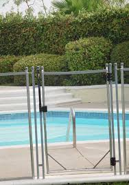 Self Closing Pool Safety Gate