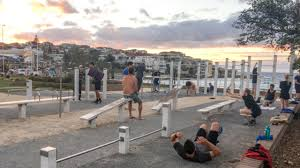 17 best outdoor gyms in sydney man of