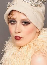 the great gatsby makeup maurizio silvi