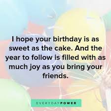 165 Happy Birthday Quotes Wishes For A Best Friend 2020