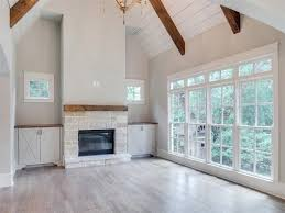 create vaulted ceilings in a two story