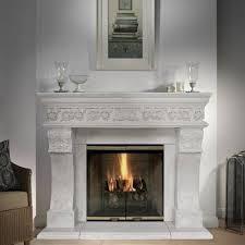 designer paris fireplace surround