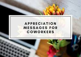 thank you notes and appreciation
