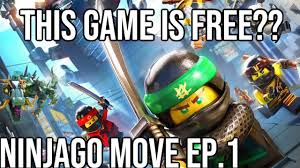 THIS GAME IS FREE!!! (Lego Ninjago Movie EP.1) - YouTube