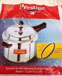 aluminium pressure cooker gasket seal