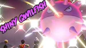 SHINY QWILFISH + GIVEAWAY WINNER! - Pokemon Sword and Shield - YouTube