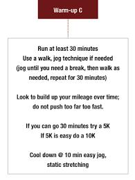 free 6 week weight training plan