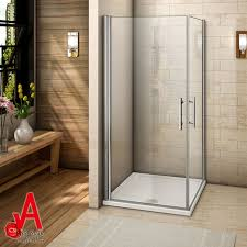 frameless shower screens square corner
