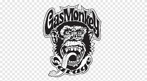 Gas Monkey Bar N Grill Gas Monkey Garage Car Wall Decal Car Png Pngegg